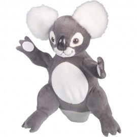 Papusa de mana Koala