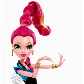 Gigi Grant - Monster High Seria 13 Wishes