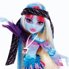 Papusa Abbey Bominable - Monster High Music Festival