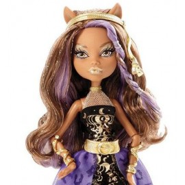 Clawdeen Wolf - Monster High Seria 13 Wishes party