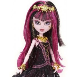 Draculaura - Monster High Seria 13 Wishes party