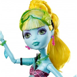Lagoona Blue - Monster High Seria 13 Wishes