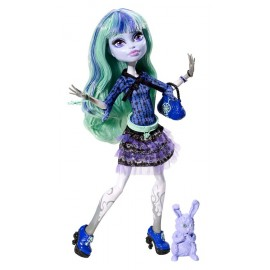 Twyla - Monster High Seria 13 Wishes