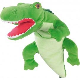 Papusa de mana Crocodilul Krishan