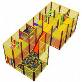 Spatiu de joaca modular LK130415