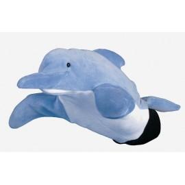 Papusa de mana Delfin