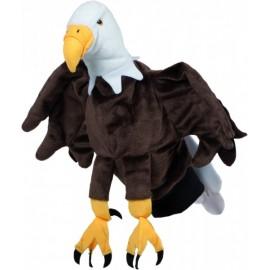 Papusa de mana Vultur