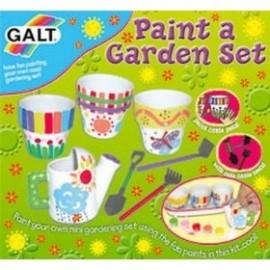 Galt - Set de gradina pentru pictat