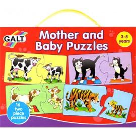Puzzle Galt - Mama si puiul