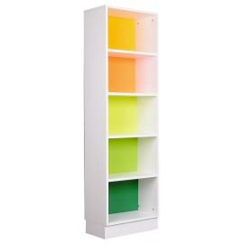 Etajera Inalta Verde - Colores
