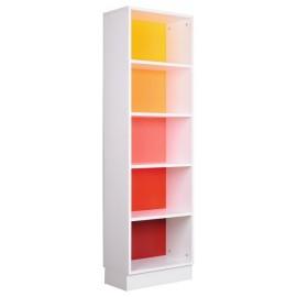 Etajera Inalta Rosu - Colores