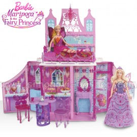 Castelul regal - Barbie Mariposa