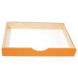 Sertar din lemn – Portocaliu– BIS