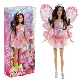 Barbie Papusa Zana Fluture Satena
