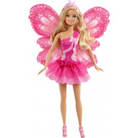 Barbie Papusa Zana Fluture Blonda