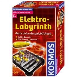 Labirintul electric - Experimente