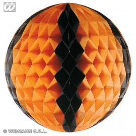 Decor Halloween Glob Din Hartie 25 Cm