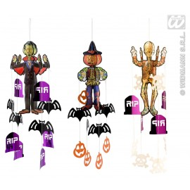 Decor Halloween 3 modele