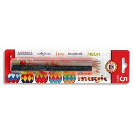 Set 5 creioane magice