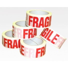 Banda adeziva personalizata - Fragile