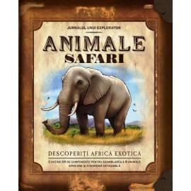 Animale Safari - Jurnalul unui explorator