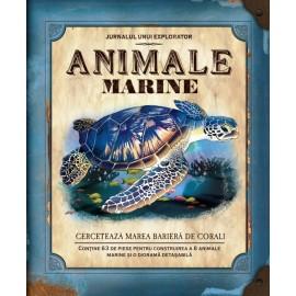 Animale Marine - Jurnalul unui explorator