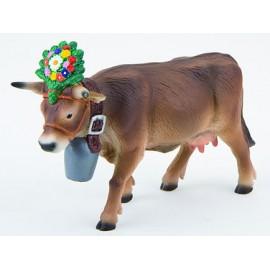 Vaca Din Alpi imagine