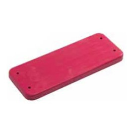 Sezut plastic pentru leagan - Traditional - Rosu