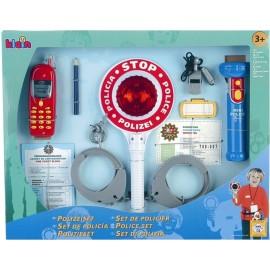 Set 10 Accesorii Politie imagine