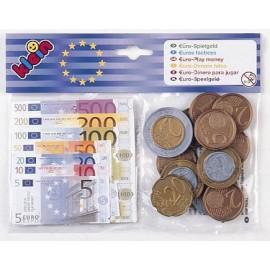 Set EURO bancnote, monede si chitante