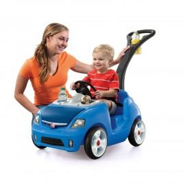 Masinuta Copii Whisper Ride Ii Blue imagine
