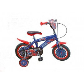 Bicicleta 12 Spiderman