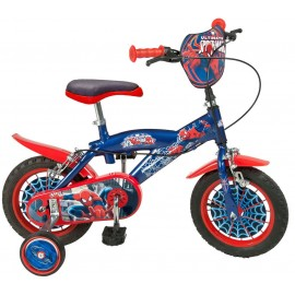 Bicicleta copii 6-9 ani Spiderman
