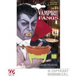 Dinti vampir fosforescenti