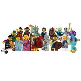 Setul Complet De Minifigurine Lego Seria 6