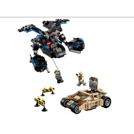 The Bat vs. Bane™: Tumbler Chase (76001)
