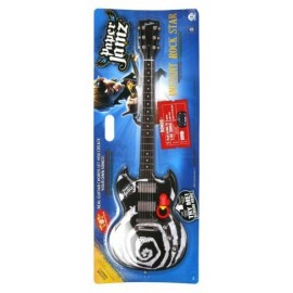 Guitar with try me - Stil ZEBRA - 6235