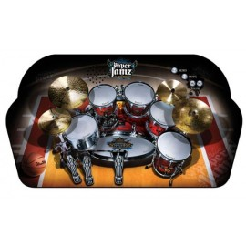 Drum set boxed with try me - Stil BULL - 6352