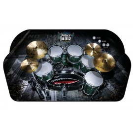 Drum set boxed with try me - Stil SHARK - 6353