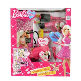 Set de joaca la salon - Barbie