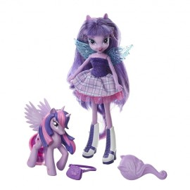 Papusa Equestria Twilight Sparkle - My Little Pony