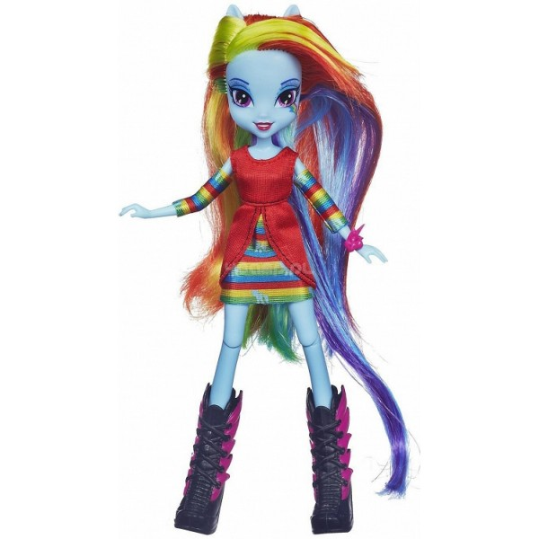 Papusa Equestria Rainbow Dash - My Little Pony