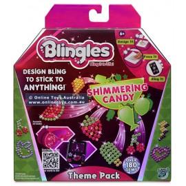 Blingles set bomboane stralucitoare