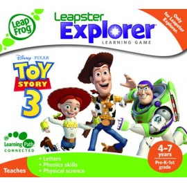 Soft educational LeapPad ToyStory 3