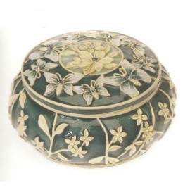 Cutie de bijuterii rotunda - 602043