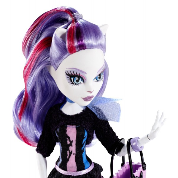 Robbeca Steam - Monster High Frights Camera Action