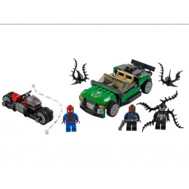 Spider-man™: Spider-cycle Chase (76004)