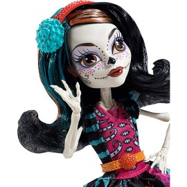 Skelita Calaveras - Monster High Art Class