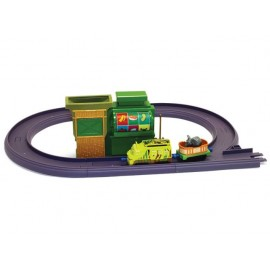 CHUGG011 Set de Joaca Safari Mtambo Chuggington Die-Cast