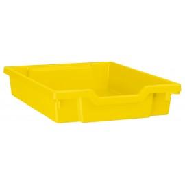 Cutie depozitare de mică adâncime– galben